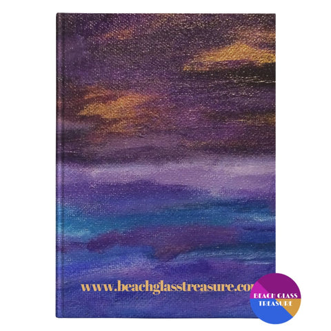 Sunset Into Resurrection Hardcover Journal - Small (5.75 X 8) - Journals
