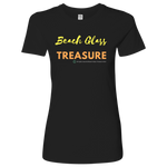 Beach Glass Treasure Ladies Shirt