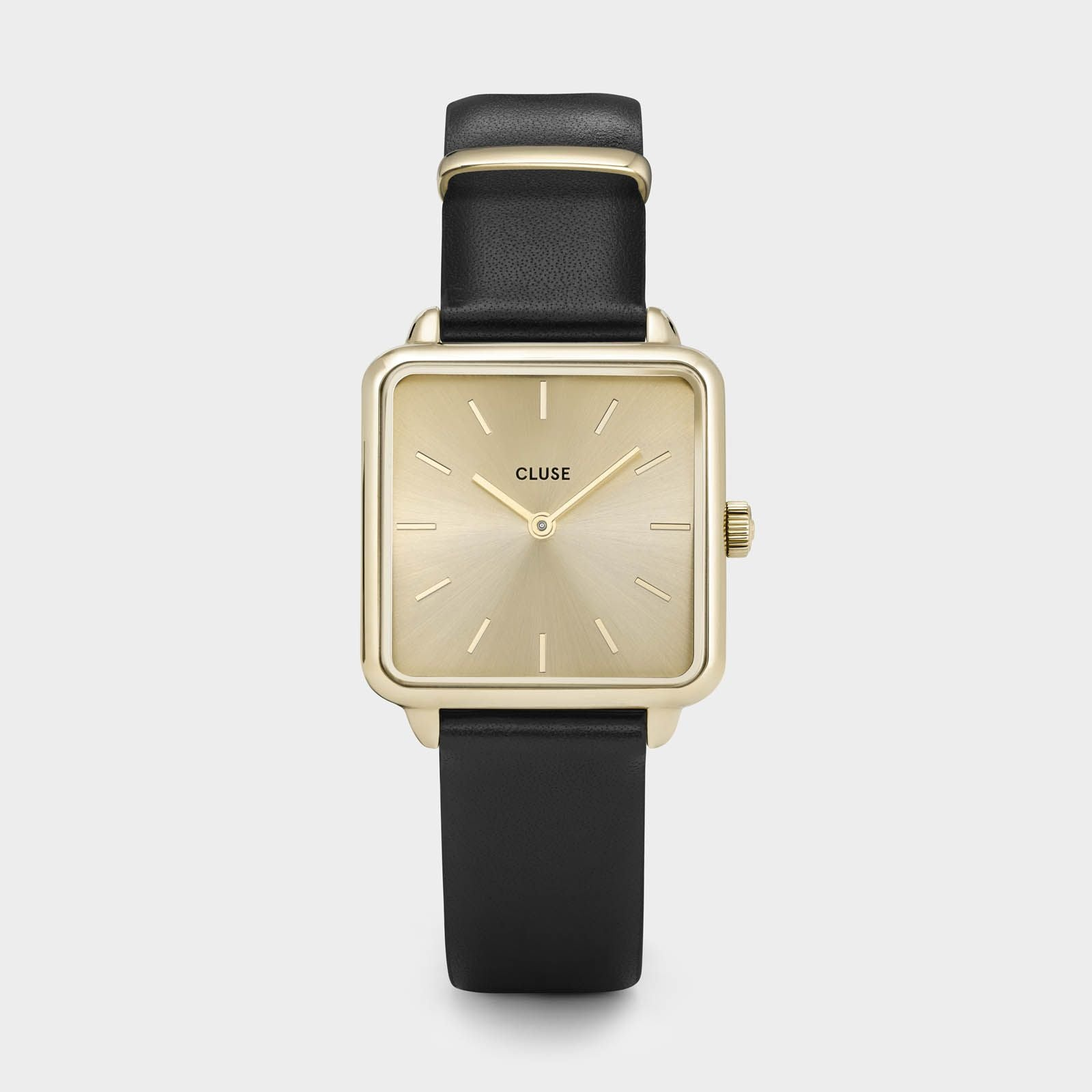CLUSE La Garçonne Gold Gold/Black CL60004 - watch