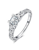 1.2ct Solitaire Engagement Ring