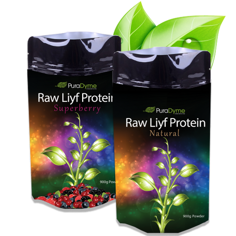 RAW LIYF PROTEIN 900 GRAMS