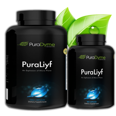 PURALIYF - ENZYME ENHANCED PROBIOTICS