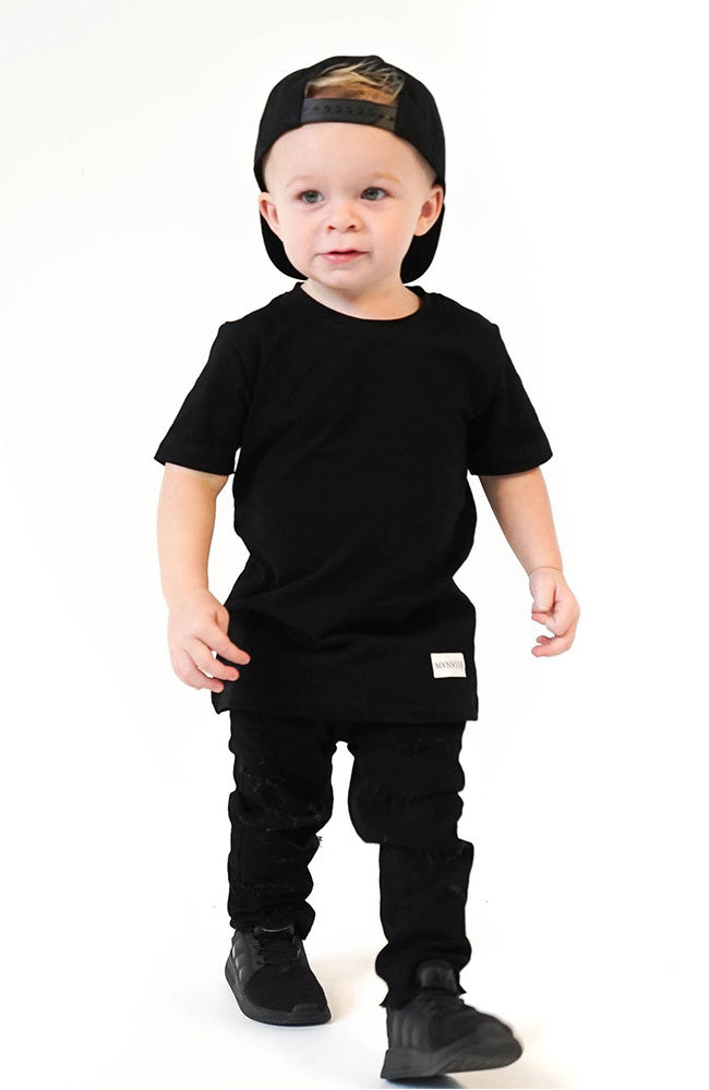 Manasse Kids Basix Collection Tee