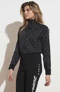 Nana Judy Idora Jacket - Black Diamond