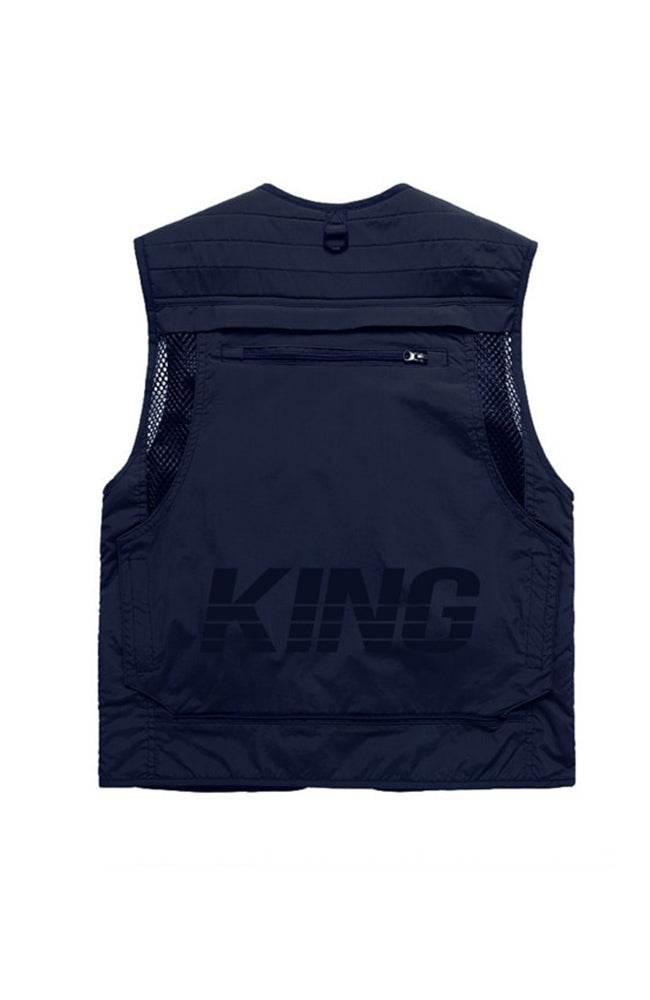 King Apparel Tactical Vest - INK