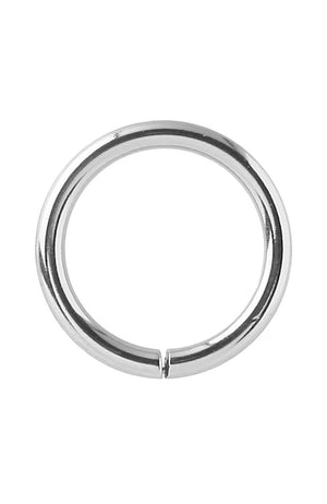 Steel Basicline Continuous Ring - 18 gauge