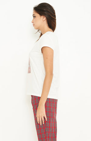 Nana Judy Upton T-Shirt - Natural