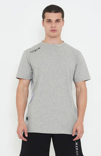 Nana Judy The Ath Tee - Grey Marl