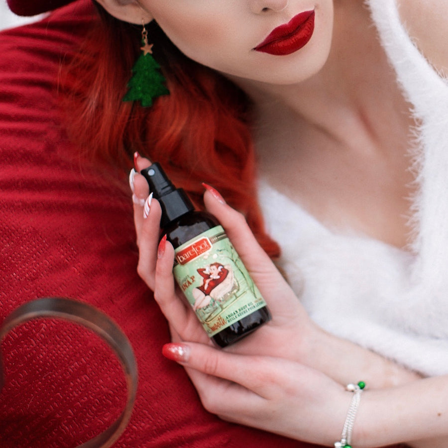 Ginger Snap ~ Argan Body Oil