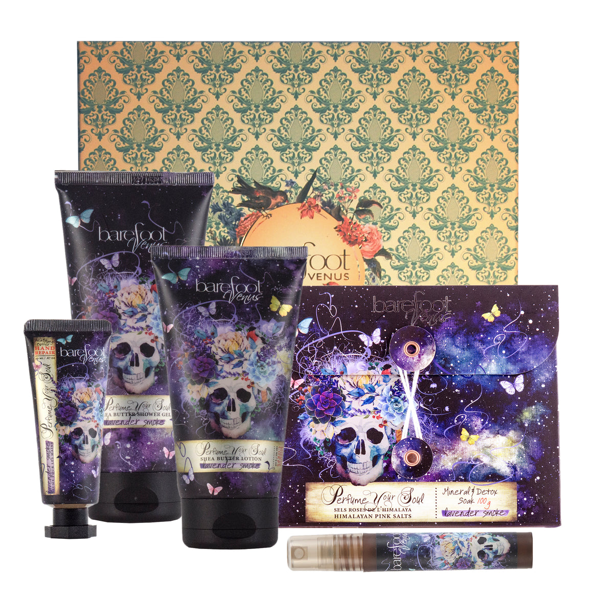 Lavender Smoke Gift Set (Value $59.50)