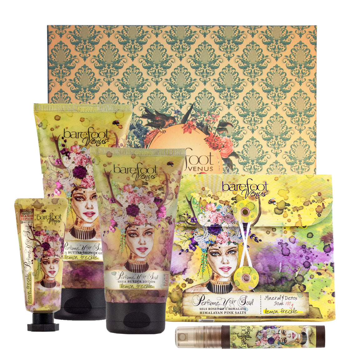 Lemon Freckle Gift Set (Value $60+)