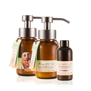 Apothecary Refillable Lotion & Soap Set (Value $70)