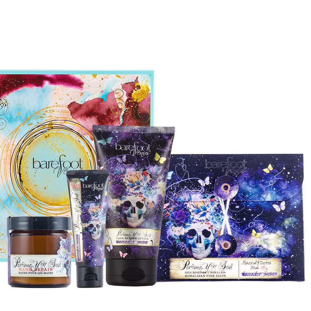 Lavender Smoke Connected Kit ($72 Value)