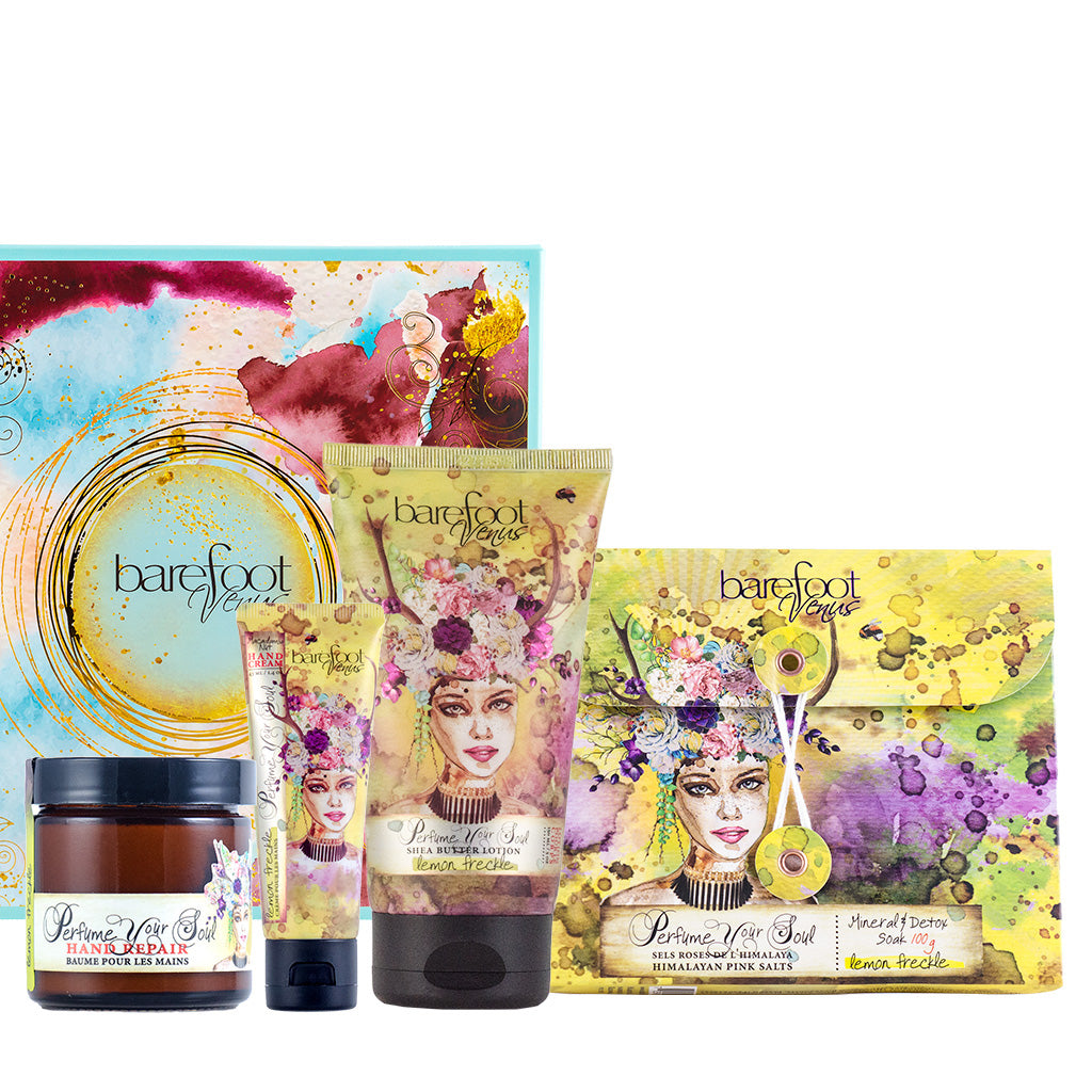 Lemon Freckle Connected Kit ($72 Value)