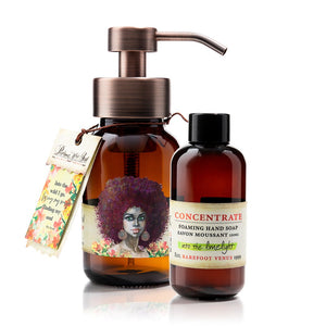 Into the Limelight ~ Foaming Hand Soap Set (Value $42)