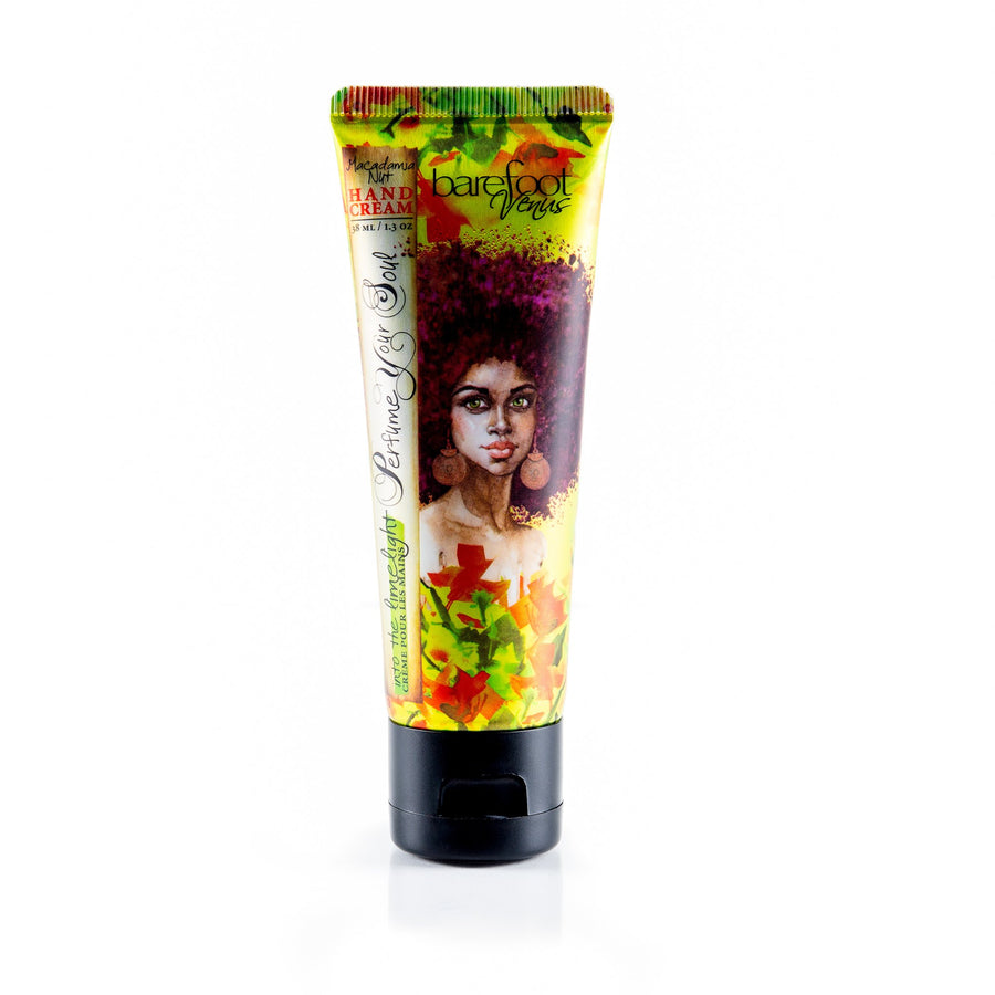 Into the Limelight ~ Macadamia Nut Hand Cream