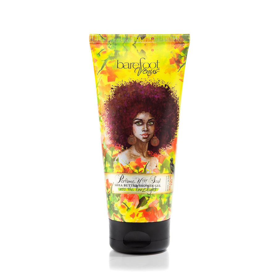 Into the Limelight ~ Shea Butter Shower Gel