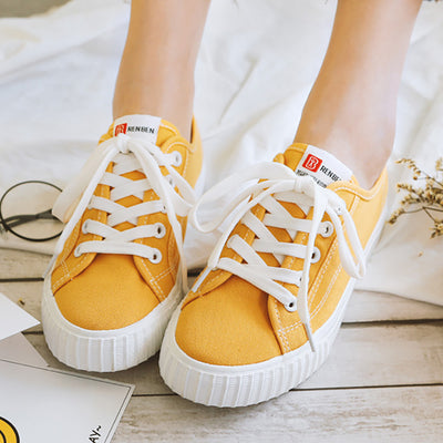 Low Top Breathable Casual Shoes - juwas.com online store