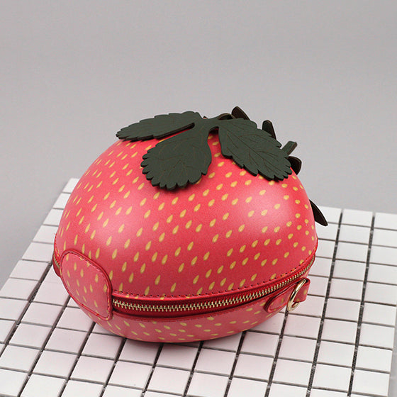 Strawberry Crossbody Bag - juwas.com online store