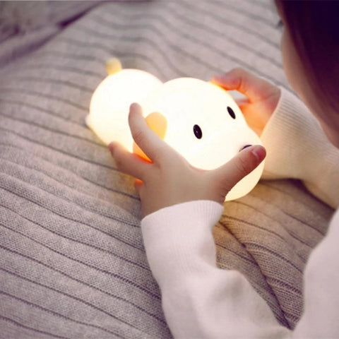 Adorable Dimmable LED Night Light