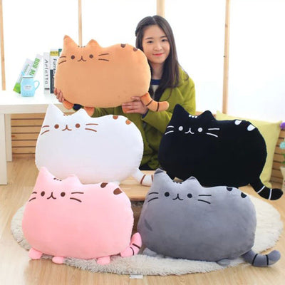 Pusheen-shaped Pillow (5 colors) JW500 - juwas.com online store