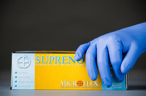 Nitrile Gloves - 50 pairs per box