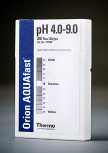 One carton of 200 pH strips