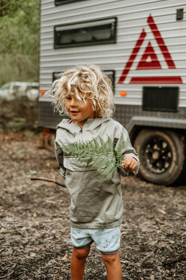 Travelling Australia in a caravan - with two toddlers! By Luka McCabe