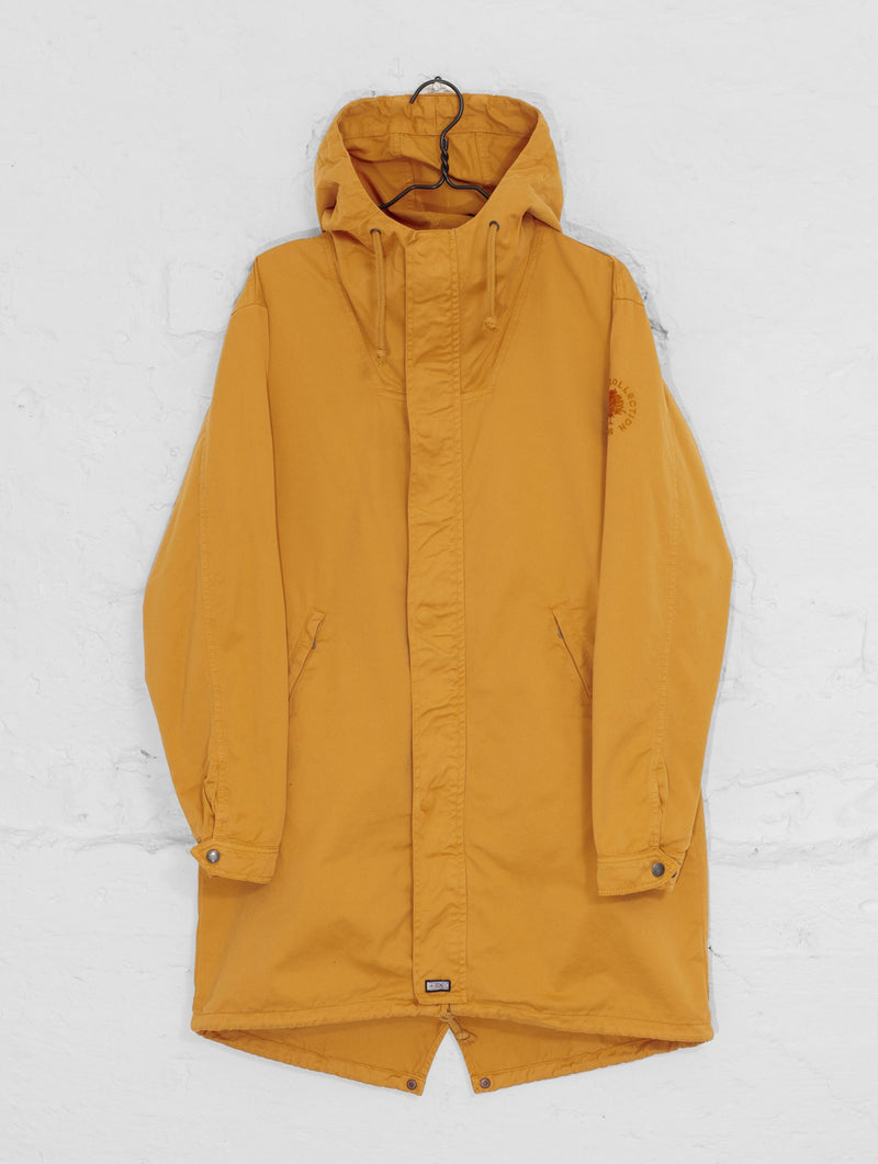 Urban Anorak Jacket in Honey