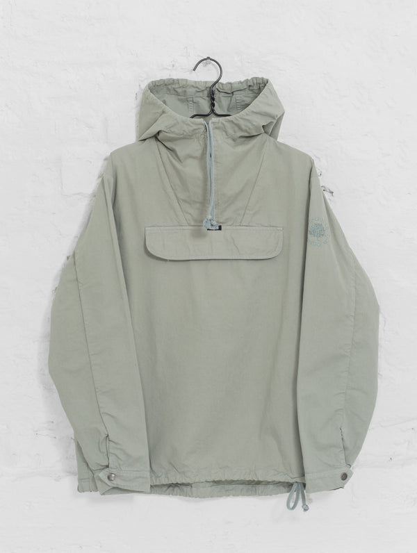 Classic Anorak Jacket in Fog Green
