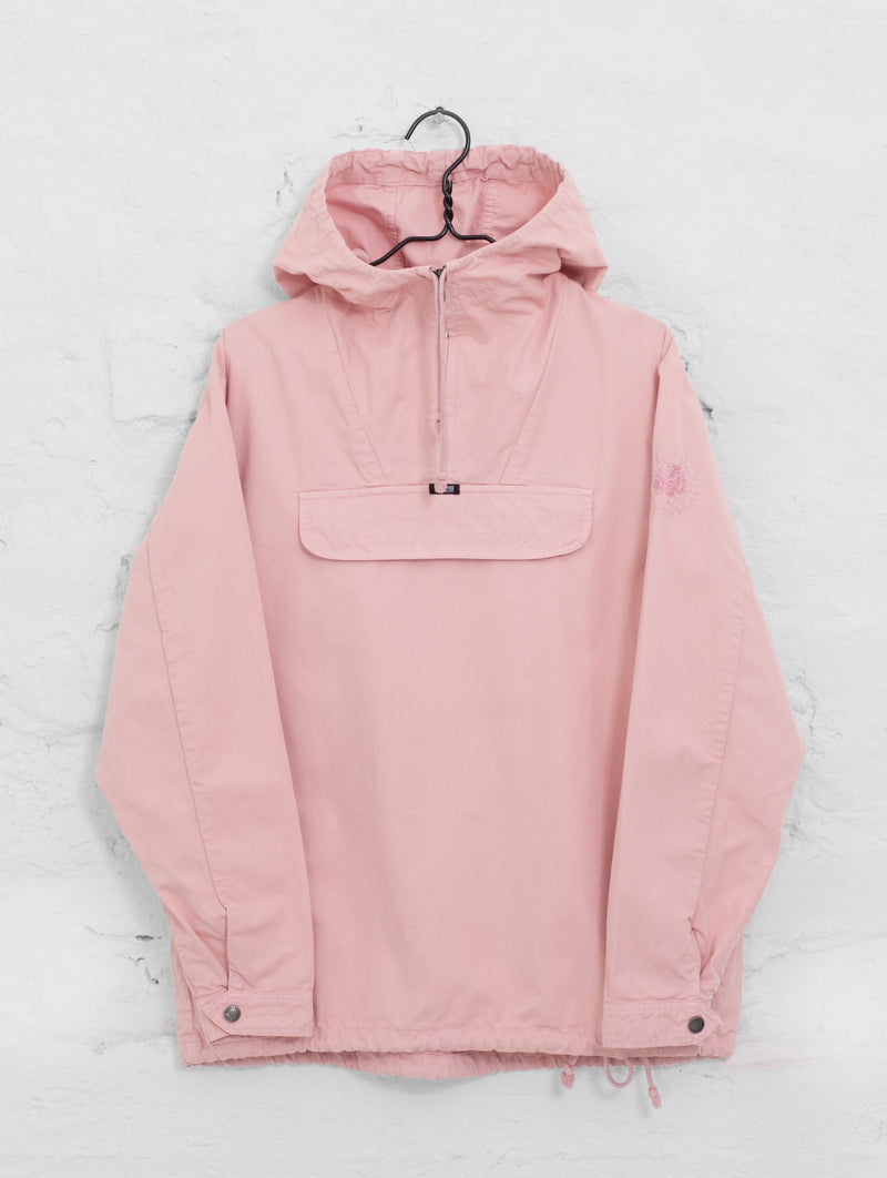 Classic Anorak Jacket in Misty Rose