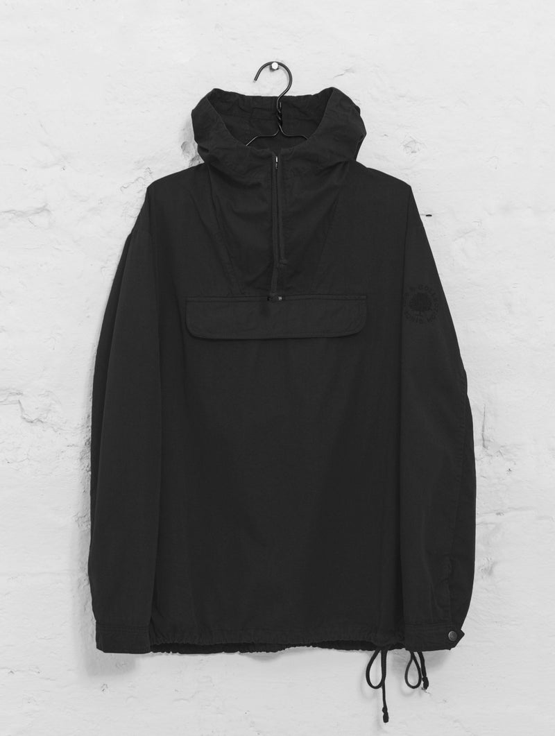 Classic Anorak Jacket in Black