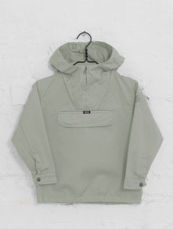 Children's Classic Anorak Jacket in Fog Green