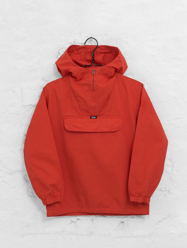 Children's Classic Anorak Jacket in Red