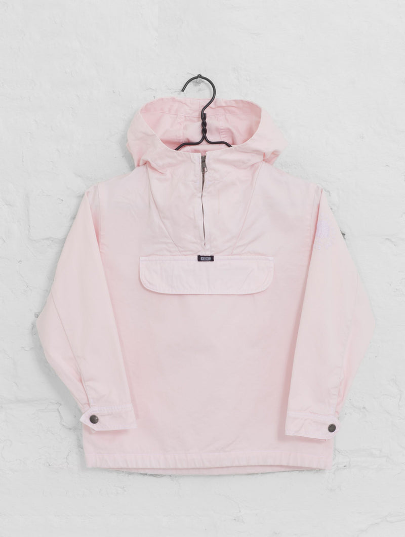 Children's Classic Anorak Jacket in Cotton Candy
