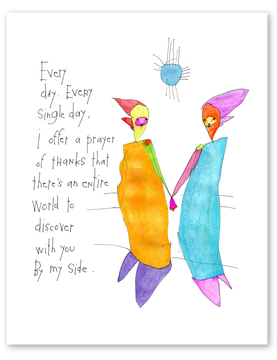 a prayer of thanks print