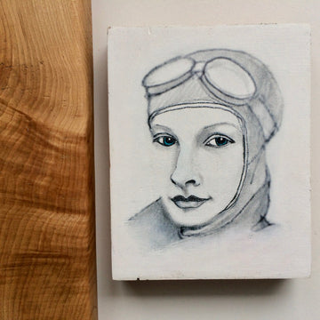 elemental women: aviator (air)