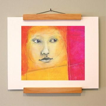 elemental women: mediator print