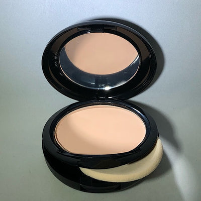 Press powder foundation
