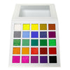 25 color Eyeshadow palette
