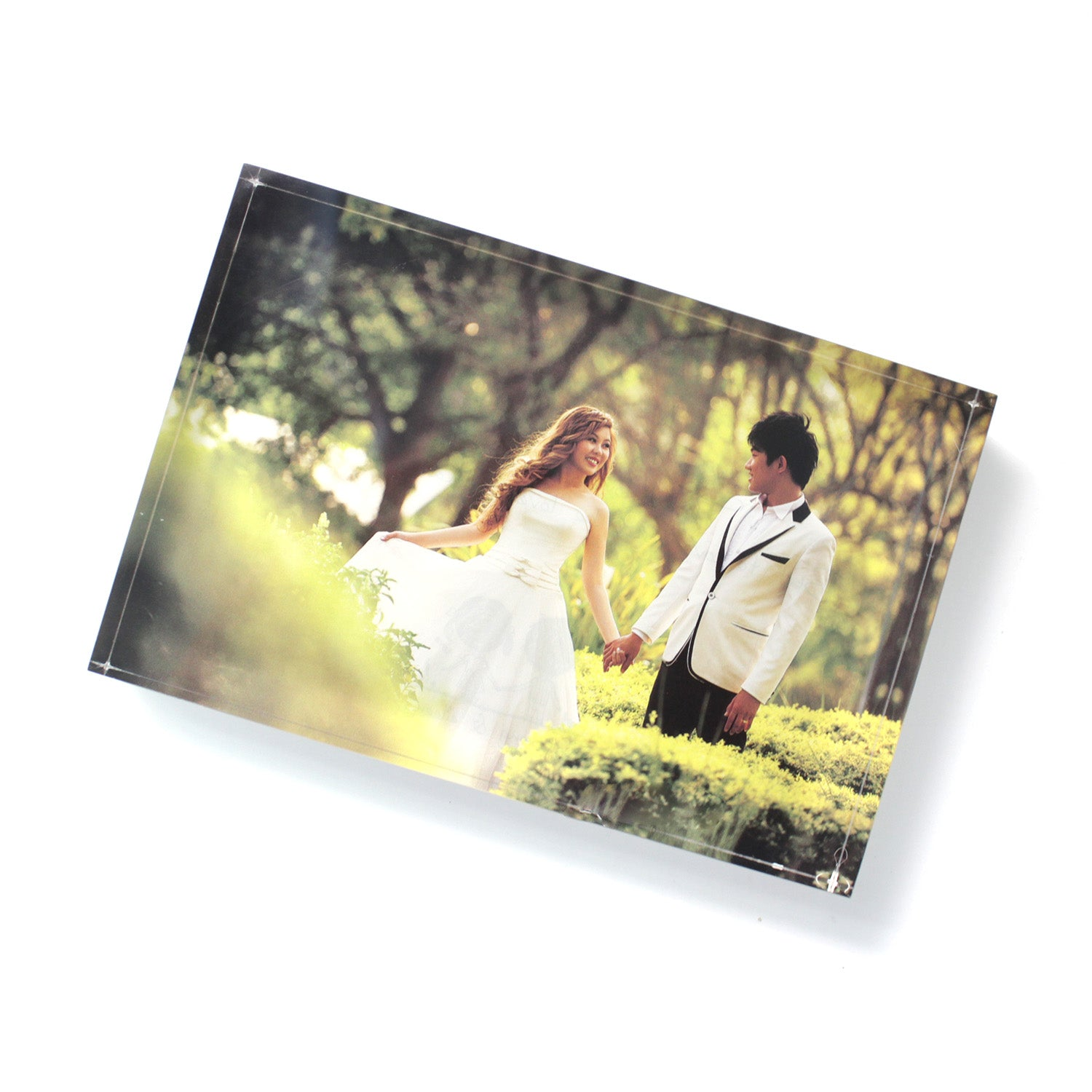 Acrylic Photo Block 6 x 4in