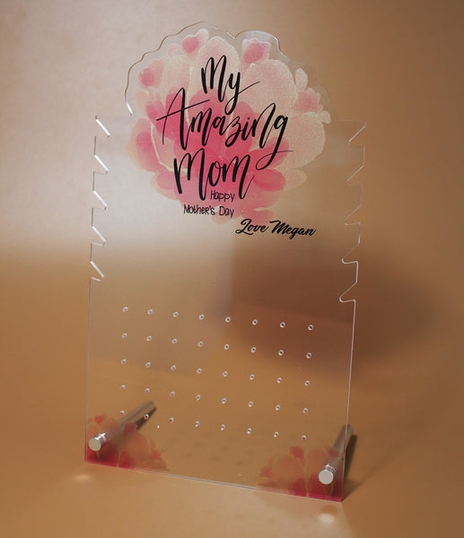 Custom Jewellery Holder | Mother's Day