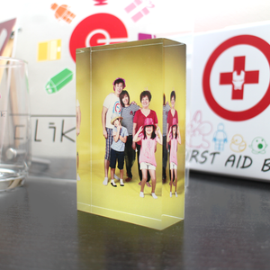 Acrylic Photo Block 4 x 2.5in
