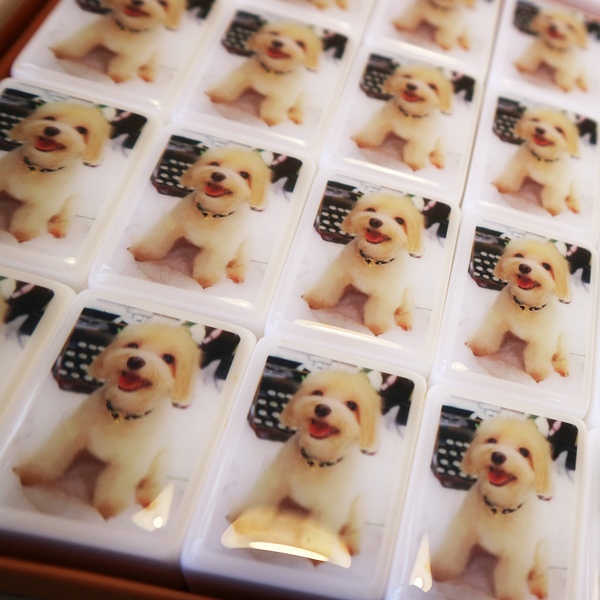 Personalized White Mahjong