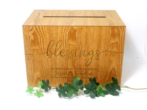 Classic Wedding Angbao Box (Engraving)