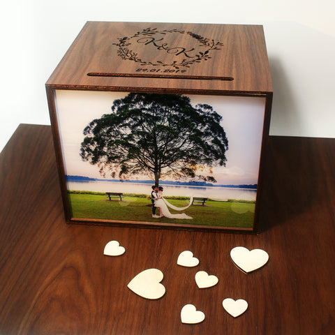 Wedding Angbao Box with Photo Print