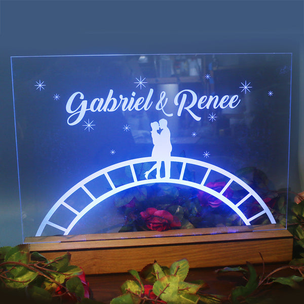 Wedding Display Decor LED