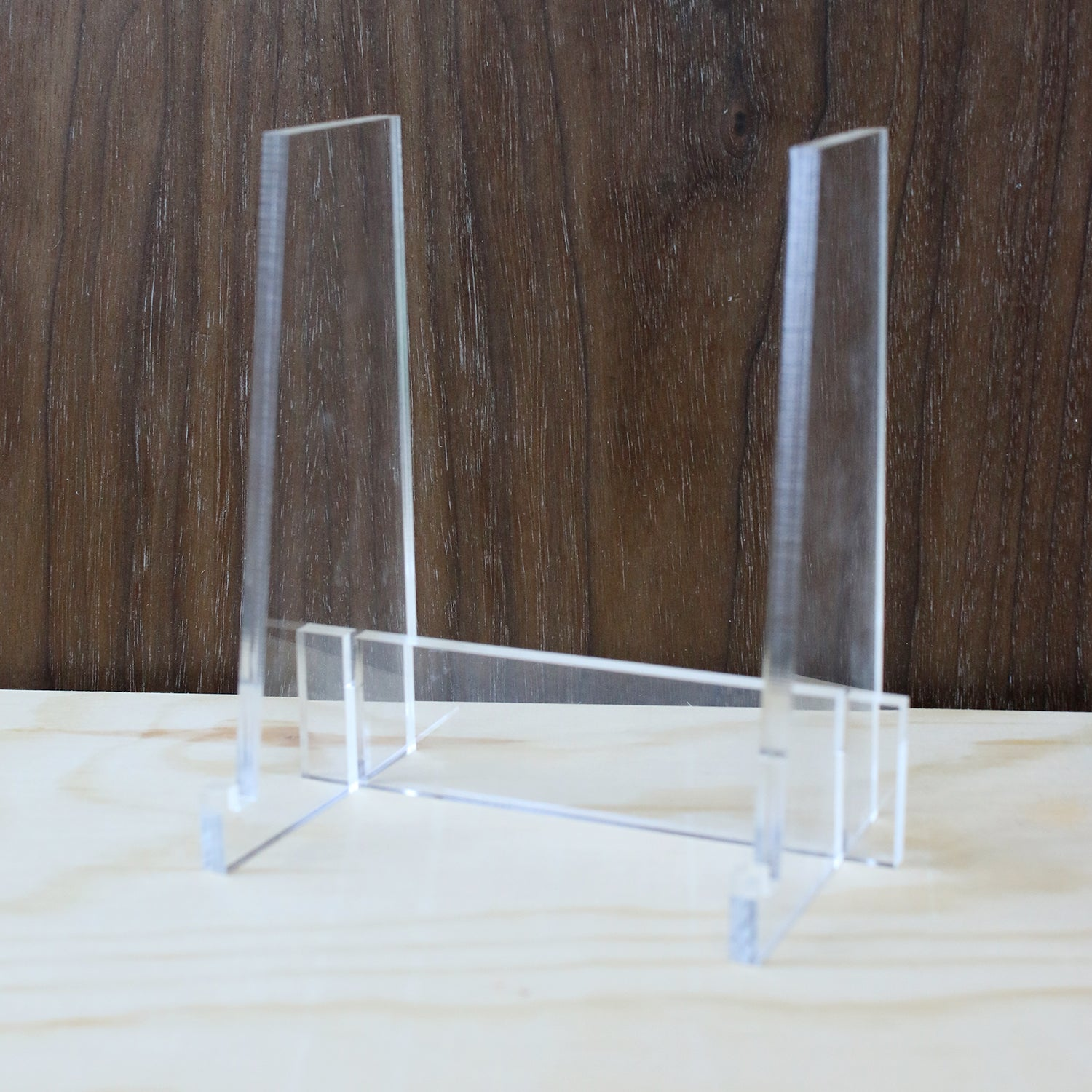 Acrylic Vow Stand