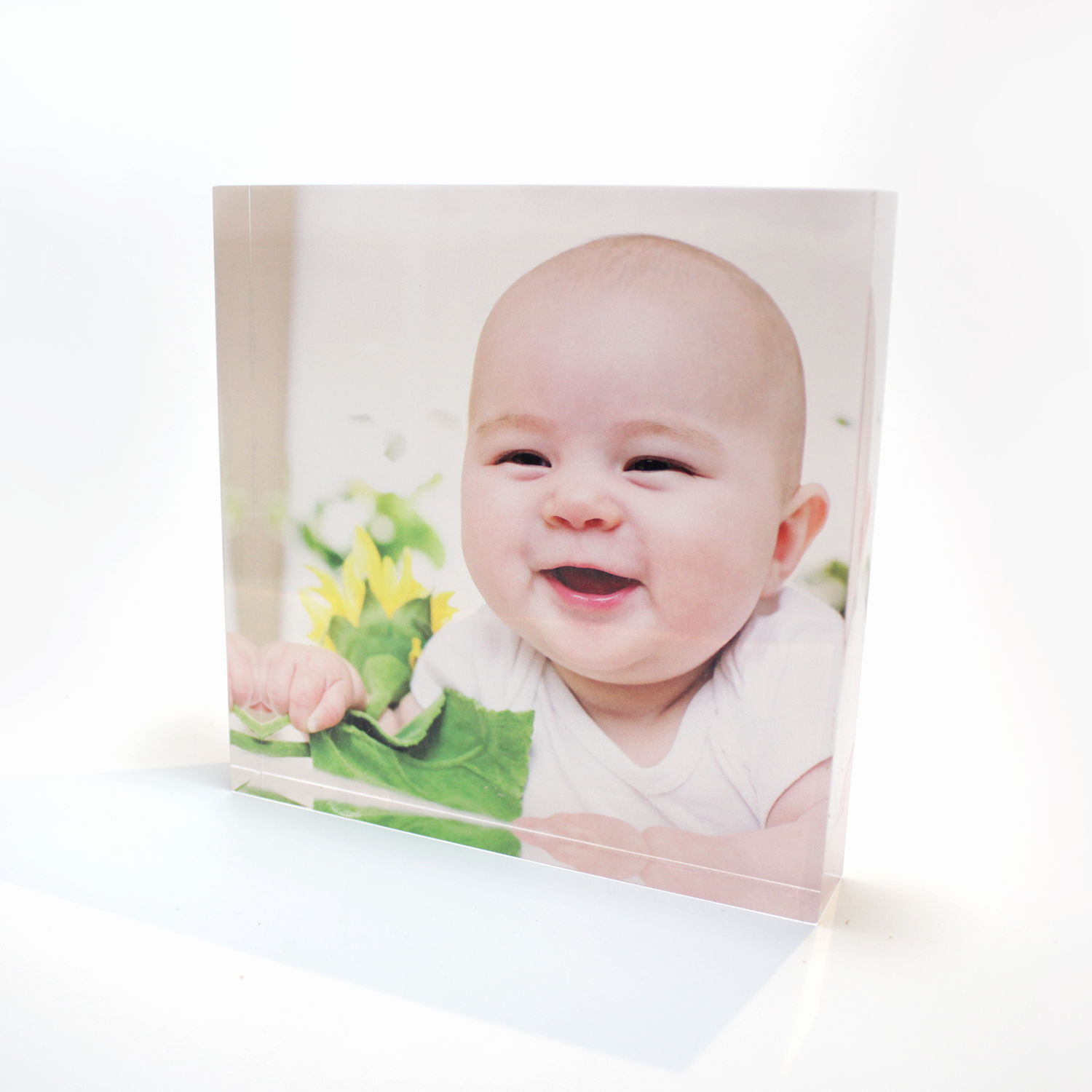 Acrylic Photo Block 120 x 120mm