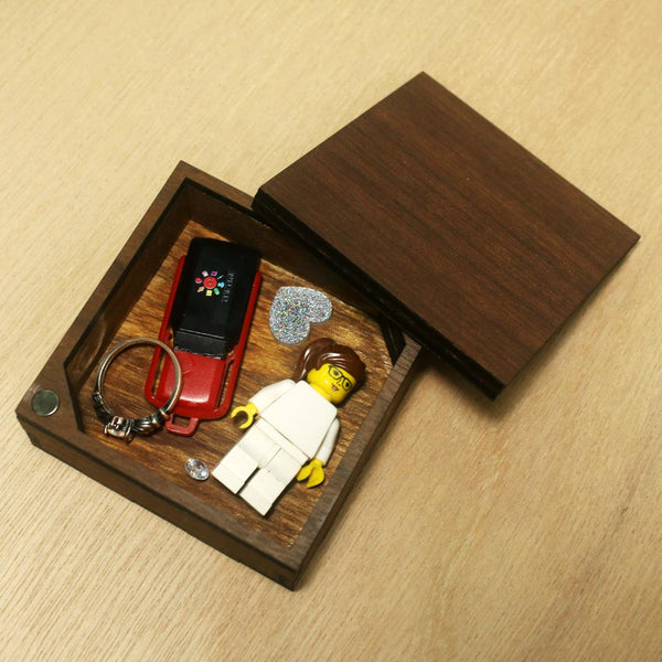 Mini Stash Box (7x 7cm)